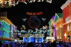 Disney World at Christmastime is the BEST!