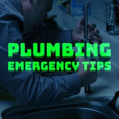 Here are some tips on what to look out for before a plumbing problem strikes, or while help is on the way.