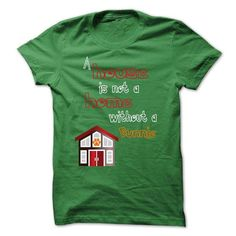 A house is not a home without a Bunnie - #gift table #gift exchange. BUY NOW => https://www.sunfrog.com/Pets/A-house-is-not-a-home-without-a-Bunnie.html?68278
