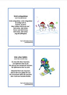 Mariaslekrum - Illustrerade sånger. Learn Swedish, Swedish Language, Bra Hacks, Pre School, Reggio Emilia, Teaching Resources, Crafts For Kids, Singing, Education
