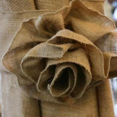 Creative DIY Projects With Burlap