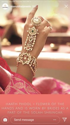 Hottest Photos Bridal Jewellery designs Concepts Coming from engagement rings al. Hottest Photos Bridal Jewellery designs Concepts Coming from engagement rings along with wristbands Indian Jewelry Earrings, Indian Jewelry Sets, Indian Wedding Jewelry, Hand Jewelry, Bridal Jewelry, Bridal Jewellery Collections, Indian Bridal, Rajputi Jewellery, Gold Jewellery Design