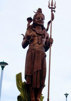 Mauritius – 108-meter bronze Shiv Statue wanaabeehere