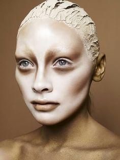 Fantasy makeup 11