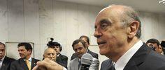 Noticias ao Minuto - Executivo da Odebrecht tenta acobertar Serra em delação  O ex-presidente da empreiteira Pedro Novis foi pressionado pelos procuradores da força-tarefa e ameaçado de perder os benefícios da delação premiada