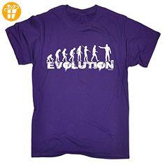 123t Slogans  Herren T-Shirt Gr. XX-Large, Violett - Shirts mit spruch (*Partner-Link)