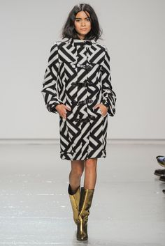 Tracy Reese - Fall 2014 Ready-to-Wear