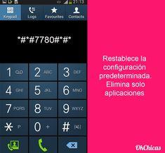 Estas son las opciones ocultas de tu teléfono celular Smartphone Hacks, Android Codes, Multimedia, Iphone, Diana, Tech, Frases, Phone Hacks, Android Hacks