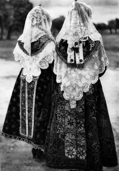 Charro Costume of Salamanca Province, Spain