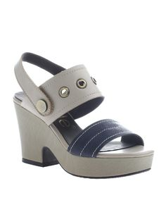 3f63ab96457 Women Cecelia Sandal -Off White Navy