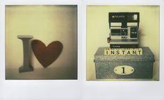 i heart instant by Celina Wyss, via Flickr