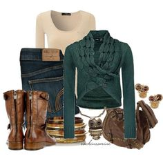 """earthy"" by iamrockinromine on Polyvore"