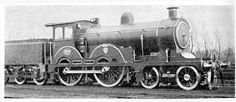 Steam Locomotives of a More Leisurely Era 1900 – 'Claud Hamiltons' Great Eastern Railway