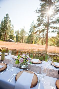 Winthrop Ranch Wedding by Joann Arruda Photography Wedding Pics, Wedding Reception, Rustic Wedding, Dream Wedding, Wedding Ideas, Wedding Decor, Wedding Inspiration, Cafe Display, Outdoor And Country