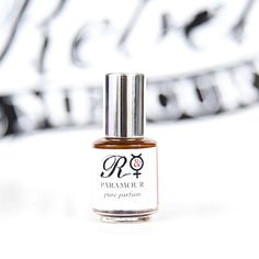 Orange Blossom, Rose, Nutmeg, Cocoa. Sexy and sultry. Paramour A Pure Botanical Parfum 9ml RollOn by rebelandmercury, $70.00