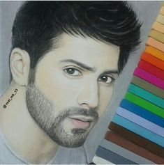 Aree chod tu bhi na Pencil Sketch Portrait, Portrait Sketches, Pencil Art Drawings, Pencil Shading, Color Pencil Art, Alia Bhatt Varun Dhawan, Mahesh Babu Wallpapers, Love Guru, Girl Drawing Sketches