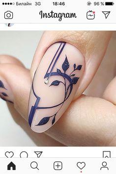 Beautiful Nails 2019 The Best Nail Art Design Nail Art Violet, Purple Nail Art, Cute Acrylic Nails, Fun Nails, Pretty Nails, Best Nail Art Designs, Acrylic Nail Designs, Nagellack Design, Geometric Nail