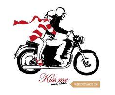 Motorcycle Tips & Ideas Bike Illustration, Couple Illustration, Vespa Wedding, Biker Love, Top Imagem, Cute Love Cartoons, Motorcycle Art, My Canvas, Illustrations
