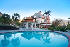 Exterior | Newhall Mansion
