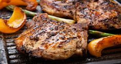 You've Got To Try These Pork Chops Tonight; We Used A Special Seasoning That Really Made Them Pop!