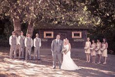 DIY Vintage Wedding by Vancouver Wedding Planner www.kaileymichelle.com    Photos by www.mattkennedy.ca