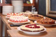 buurtfeest! zelfgebakken taarten als cadeautje vragen bij theefeest of bruiloft