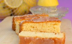 Gin and Tonic Cake - (Pudding Lane Bakery version) - lets face it, it wouldn't be right to ignore this - Gin and tonic cake. Best Lemon Cake Recipe, Lemon Cake Bars, Lemon Cake Mixes, Lemon Recipes, Greek Recipes, Baking Recipes, Cake Recipes, Lemon Cakes, Gin And Tonic Cake