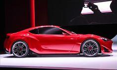 Scion concept car