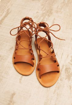Walk With Me Lace Up Sandals from Shop Priceless. Saved to Epic Wishlist. #gladwehavegladiators #chic.