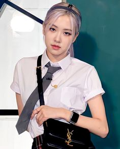 Kim Jennie, South Korean Girls, Korean Girl Groups, Foto Rose, Rose And Rosie, Chica Cool, Rose Icon, Poses References, Rose Park