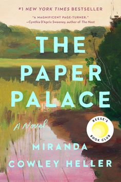 Review: The Paper Palace Used Books, Books To Read, Best Beach Reads, Celebrity Books, Book Club Books, Book Clubs, Book Lists, Beach Reading, Page Turner