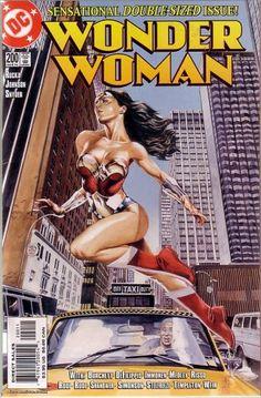 Wonder Woman #200 @ niftywarehouse.com