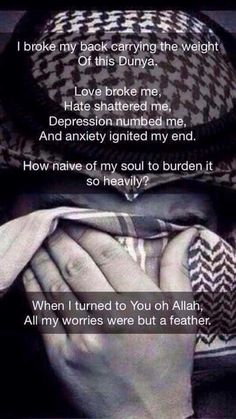 Turn to Allah Imam Ali Quotes, Muslim Quotes, Islamic Quotes, Words Quotes, Wise Words, Life Quotes, Sayings, Almighty Allah, Touching Words