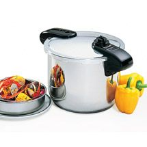 Can't have a kitchen without a pressure cooker!