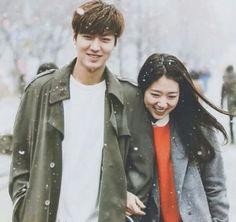 Lee Min Ho en Park min Young dating nieuws