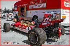 Jochen Rindt Lotus 49C 1970