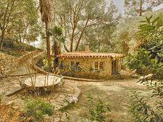 Malibu cottage rental - Guest Cottage Exterior