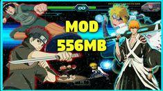 Naruto Mugen, Naruto 1, Bleach Vs Naruto, Naruto Games, Android, Amaterasu, Canal E, Naruto Characters, Cyber