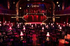 cabaret tables - Google Search