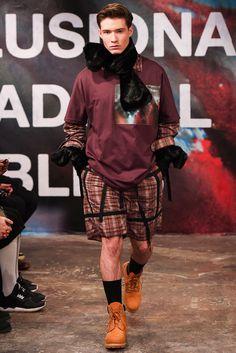 Shaun Samson Fall 2015 Menswear - Collection - Gallery - Style.com