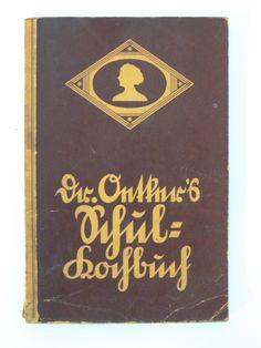 Dr. Oetker Cookbook $10.00
