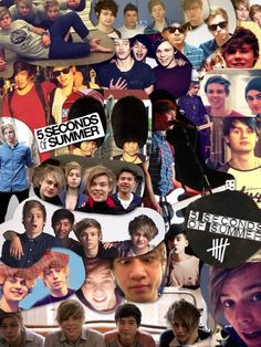 Five Seconds Of Summer ❤<< I love them