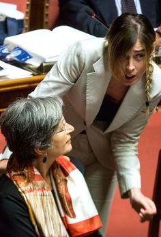 Maria Elena Boschi: gli outfit del ministro: Foto - Di•Lei - Donne