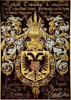 Coat of Arms of the Holy Roman Emperor