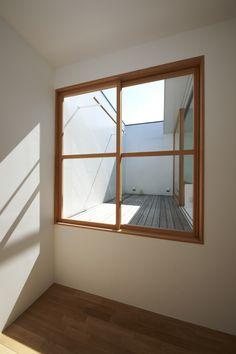 House in Futakoshinchi by Tato Architects via Kenderfrau