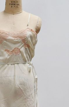 Other Poems Step-In / vintage 1920s step-in / 1920s lingerie