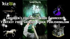 A great sword and sorcery novel for children, from Lynne North