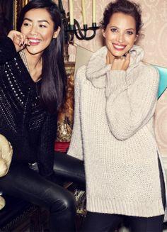 Todo al negro, selección de prendas básicas para regalar esta Navidad de H&M