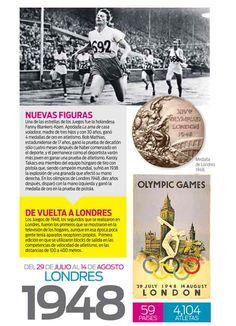 La historia de los Juegos Olímpicos modernos: 1948 LONDRES