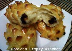 Roti Landak Menggunakan Tangzhong